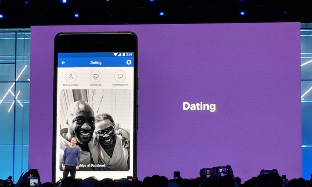 Facebook entra no mercado do amor