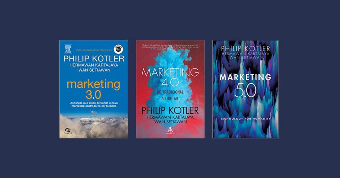 Marketing 5.0: Evolução e tecnologia na humanidade